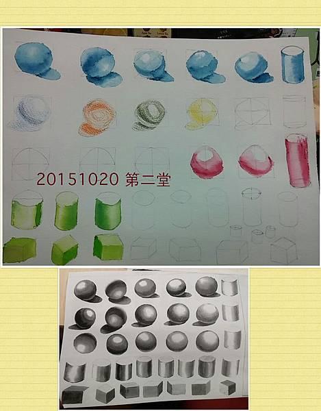 [透明水彩課-2] 與法國ARCHES水彩畫紙的第一次接觸