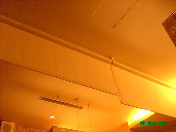 八庵的天花板