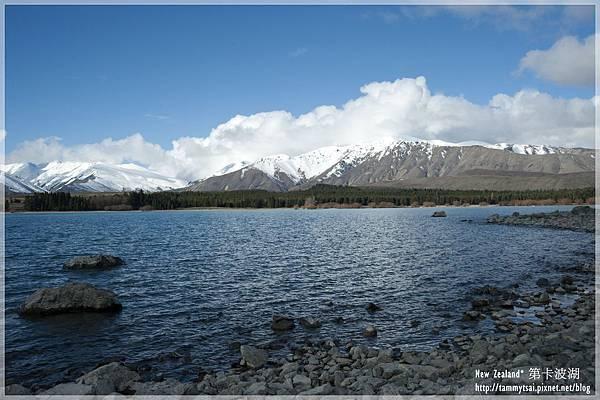 第卡波湖lake tekapo