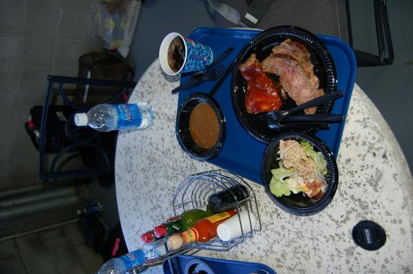 洋基球場午餐.JPG