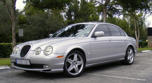 Jaguar 2002 X-Type