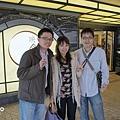 在香港工作的堂哥也來哩