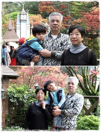 台北奧萬大賞楓 (29)