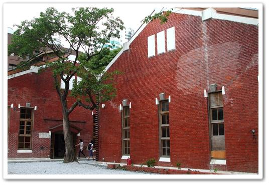 華山紅磚倉庫 (2)