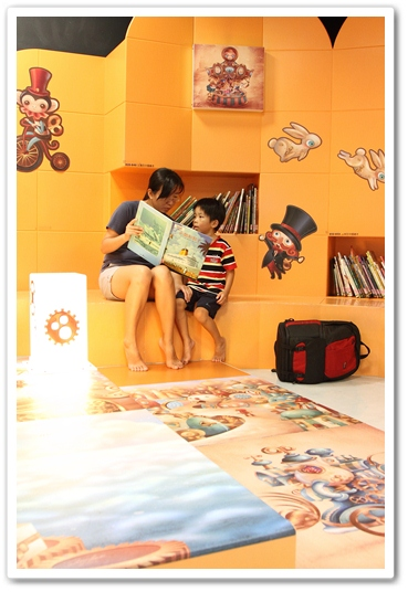 國美館兒童繪本區 (1)