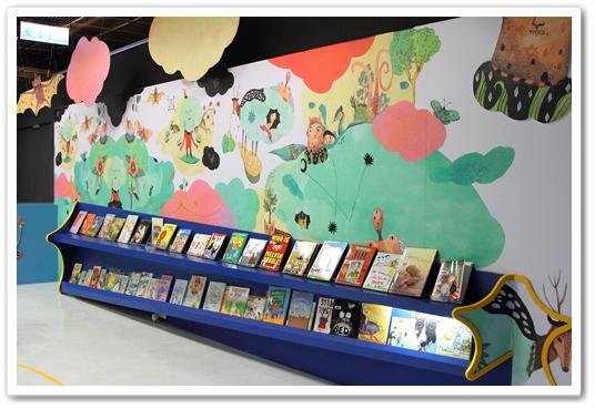 國美館兒童繪本區 (4)