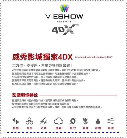 4DX電影體驗