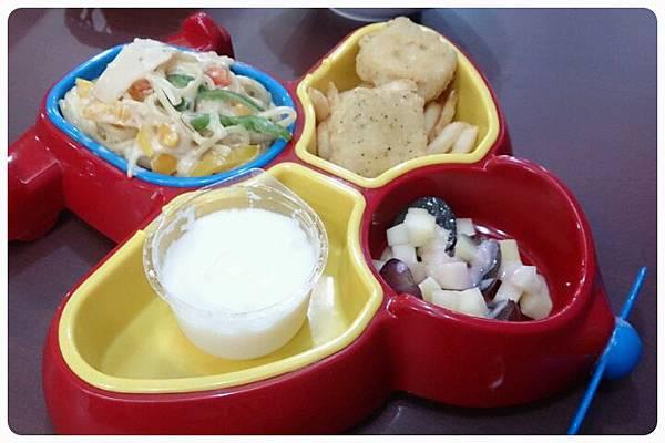小蝦米親子餐廳