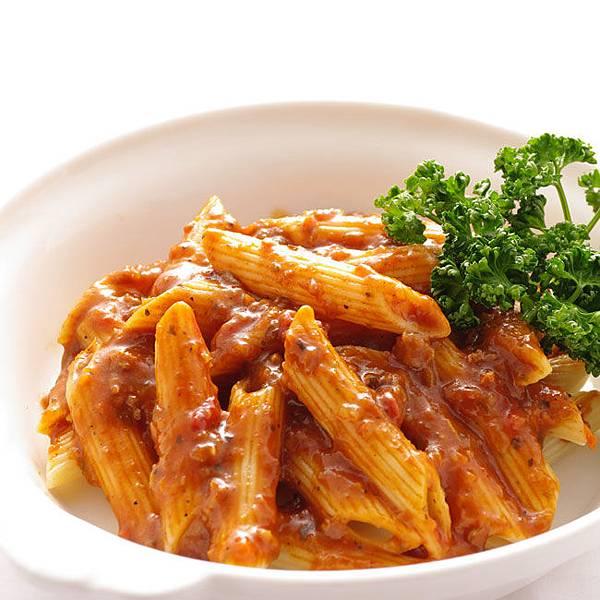 茄根義大利麵