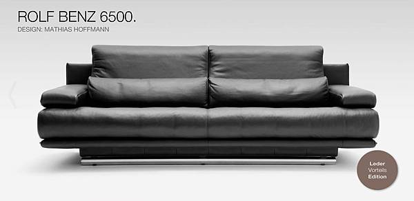 rolf benz sofa 50 322 3300 6500 areo. Black Bedroom Furniture Sets. Home Design Ideas