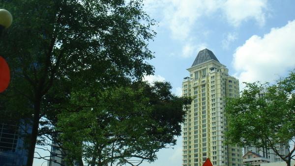 新加坡的天空