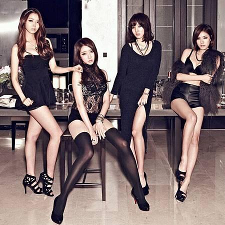 韓國女子組合 스텔라 (Stella)