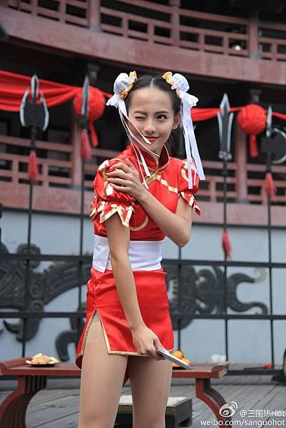 三国热 孙尚香(张嘉倪)4