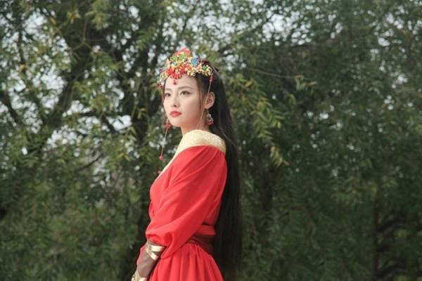 三国热 孙尚香(张嘉倪)5