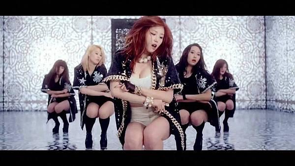 韓国Secretの新曲MV5