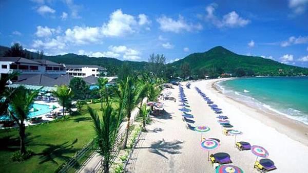 泰國超越美國 擁有最多沙灘酒店