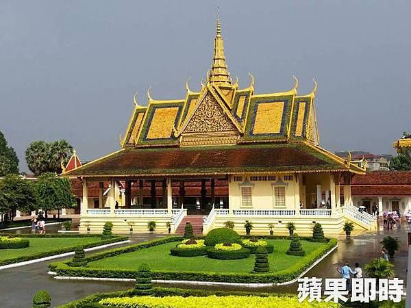 投資柬埔寨金邊房市 外資鎖定使館區