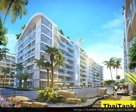 泰國芭提雅鬱金香酒店式公寓Golden Tulip Hotel Residence