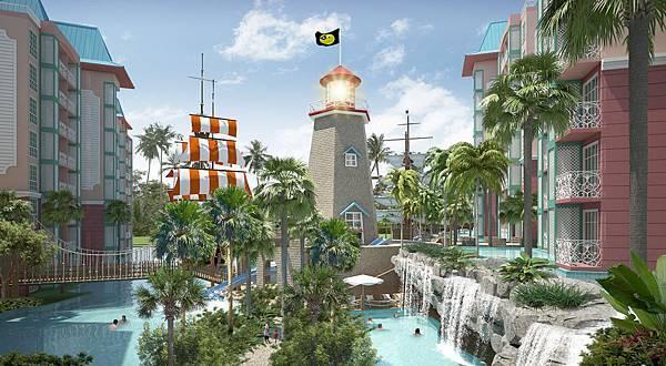 泰國芭堤雅加勒比海度假村公寓Grande Caribbean Condo Resort