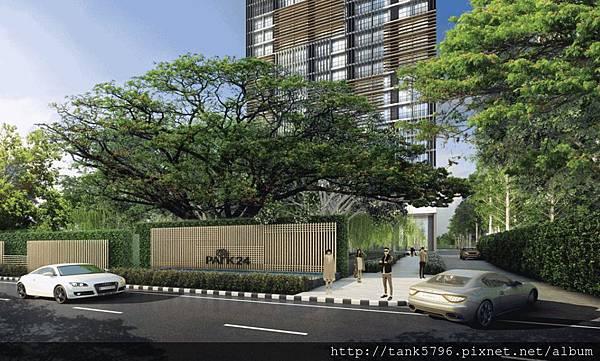 曼谷帕克豪華公寓Park 24【泰國房地產海外置產投資】