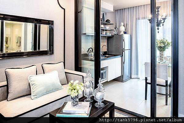 曼谷高端公寓 THE PARK EAST