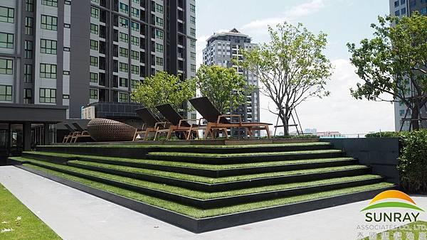 泰國房地產曼谷高端公寓THE BASE PARK