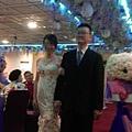 會員婚宴現場^^