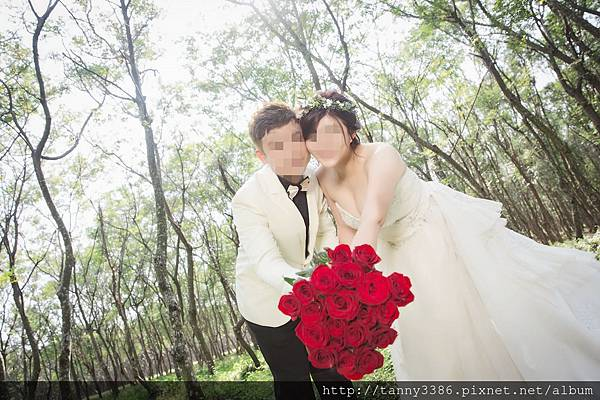 會員結婚照