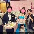 會員婚禮現場