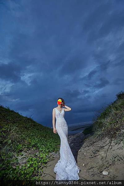 10801月新娘子婚紗照