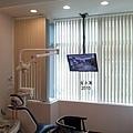內湖路一段牙醫診所-直立簾