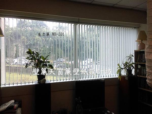 內湖區醫學院 吳小姐 直立簾