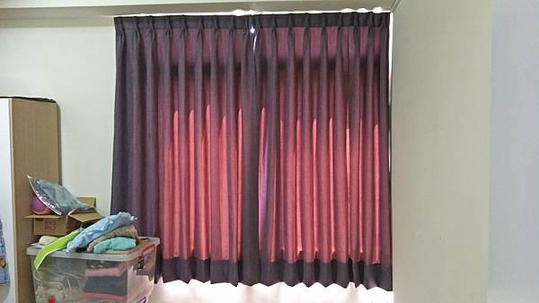 壁簾天窗簾店提供南港區研究院路窗簾訂做安裝.jpg