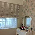 壁簾天窗簾店提供內湖區文湖街羅馬式窗簾訂做安裝1.jpg