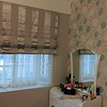 壁簾天窗簾店提供內湖區文湖街羅馬式窗簾訂做安裝.jpg