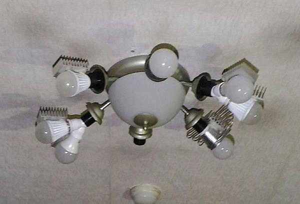 LED燈改裝