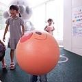 好大的球!