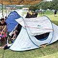 我們的帳篷~