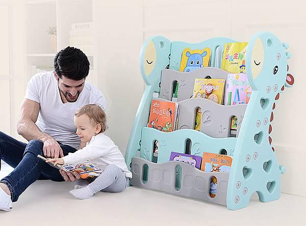 兒童繪本書架