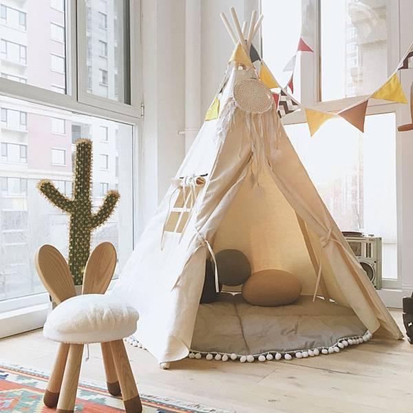 室內遊戲帳篷