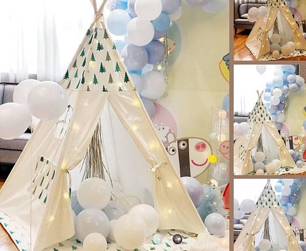 帳篷兒童遊戲屋室內ins男孩寶寶玩具屋