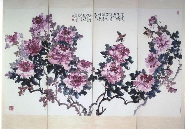 吳廣沛師生牡丹花畫展作品1.jpg