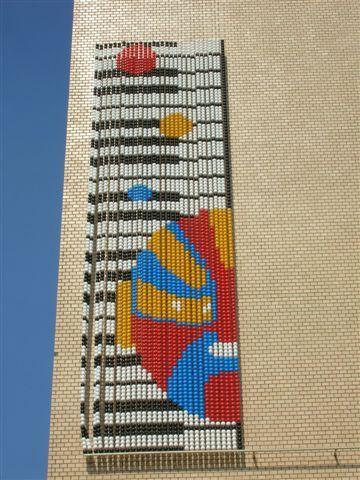 《第一季外牆裝置藝術展》-文化局正門口右側外牆.JPG