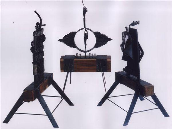作品《鐵器時代之結繩三式》-李金松.JPG