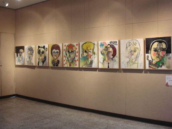 《行為改變技術》in 2樓畫廊.JPG