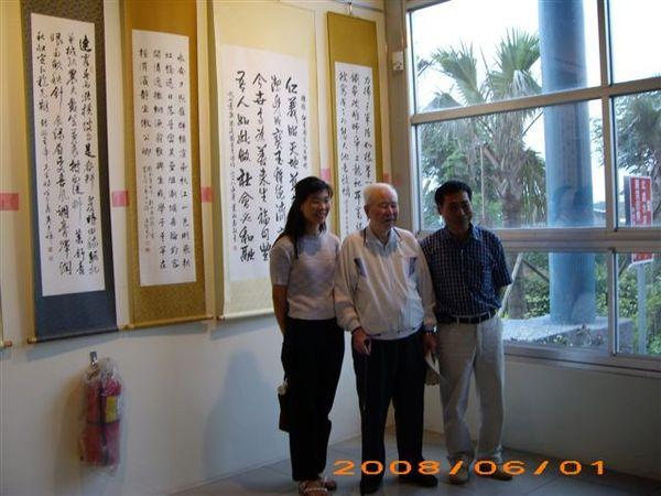 他就是傳統詩文巨擘游金華老先生.JPG
