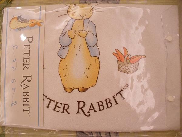 彼得兔的包巾(薄)