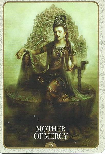 19 慈愛的母親