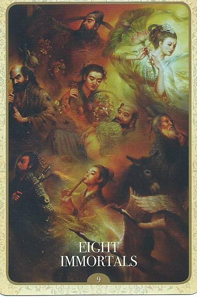 9八仙神諭