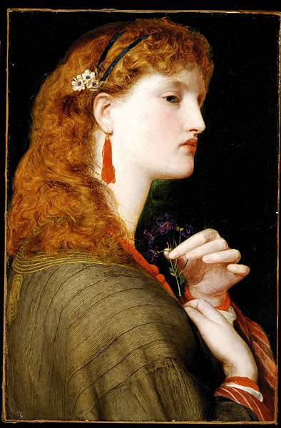 Anthony Frederick Sandys (1829-1904)-Frederick_Sandys_%281829-1904%29_-_May_Margaret%2C_1865-6